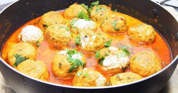 Vegetable Malai Kofta - ویجی ٹیبل ملائی کوفتہ