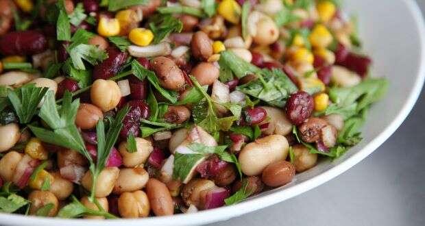 Red Bean Chaat - ریڈ بین چاٹ