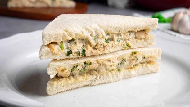 Egg Sandwich - ایگ سینڈوچ