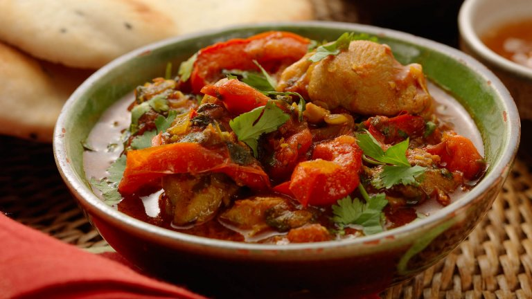 Chicken Jalfrezi - چکن جلفریزی