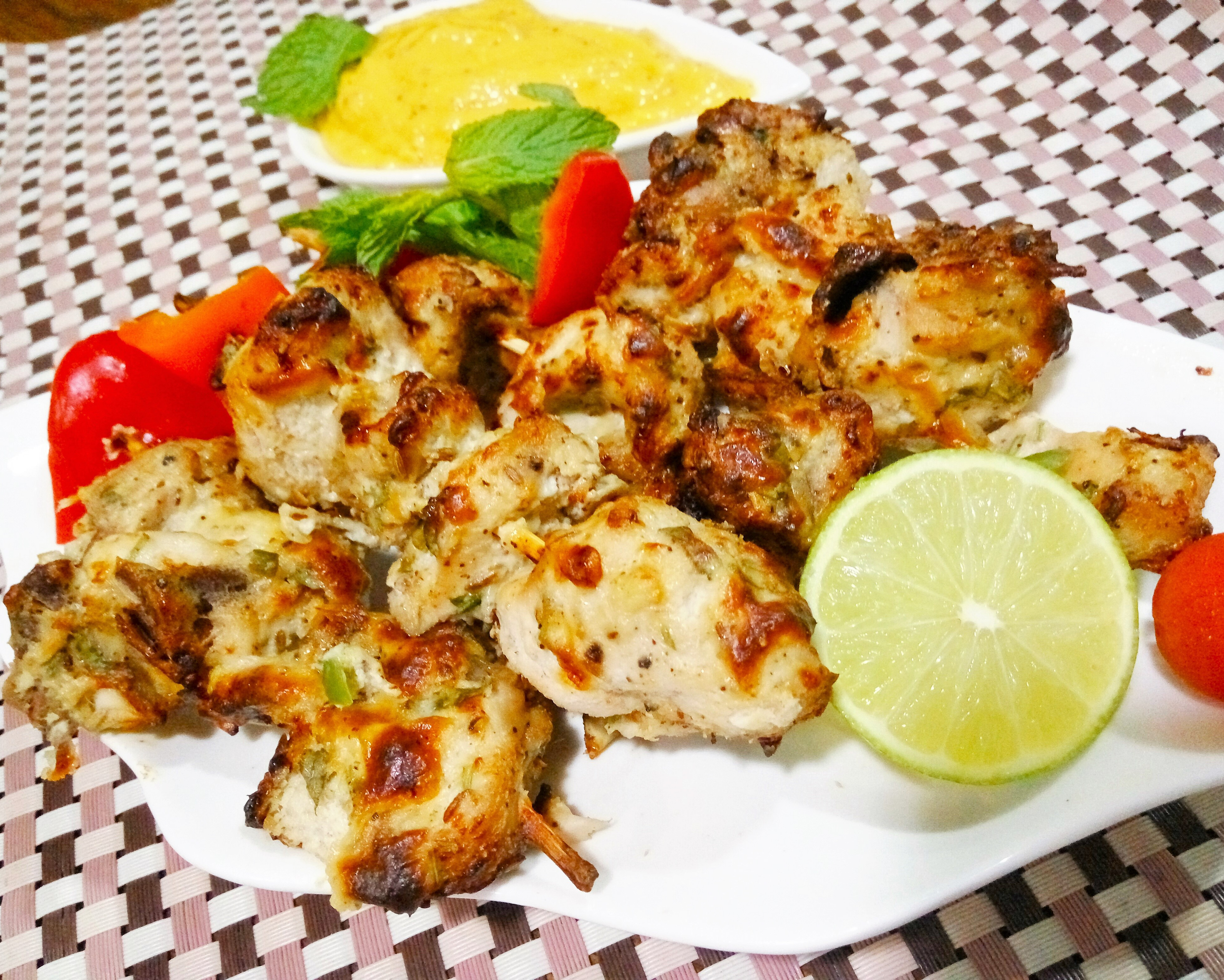 Chicken Malai Tikka - چکن ملائی تکہ