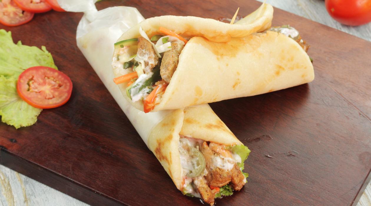 Chicken Shawarma Lahori - چکن شاورمہ لاہوری