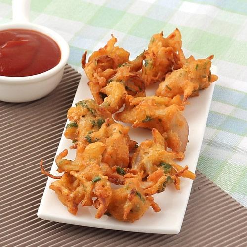 Crunchy Pakora - کرنچی پکوڑا