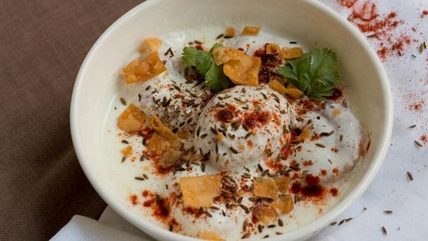 Chutney Dahi Chaat - چٹنی دہی چاٹ
