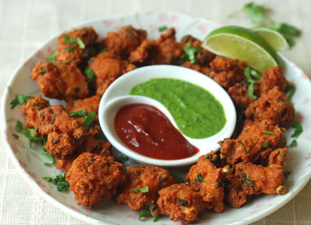 Chicken Keema Pakora - چکن قیمہ پکوڑا
