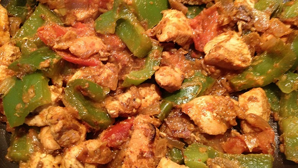 Shimla Murgh Makhni - شملہ مرغ مکھنی