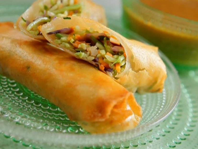 Spicy Vegetable Rolls - اسپائسی ویجیٹیبل رولز