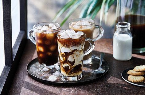 Coffee Cooler - کافی کولر