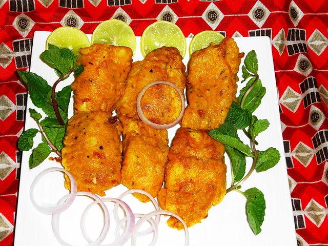 Fried Fish - فش فرائی