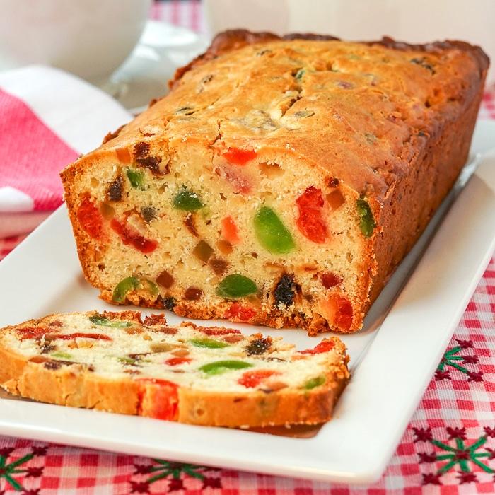 Fruit Cake - فروٹ کیک