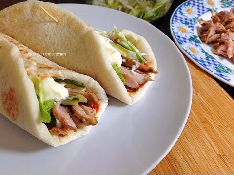 Chicken Shawarma - چکن شاورمہ