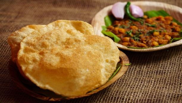 Channa Poori - چنا پوری