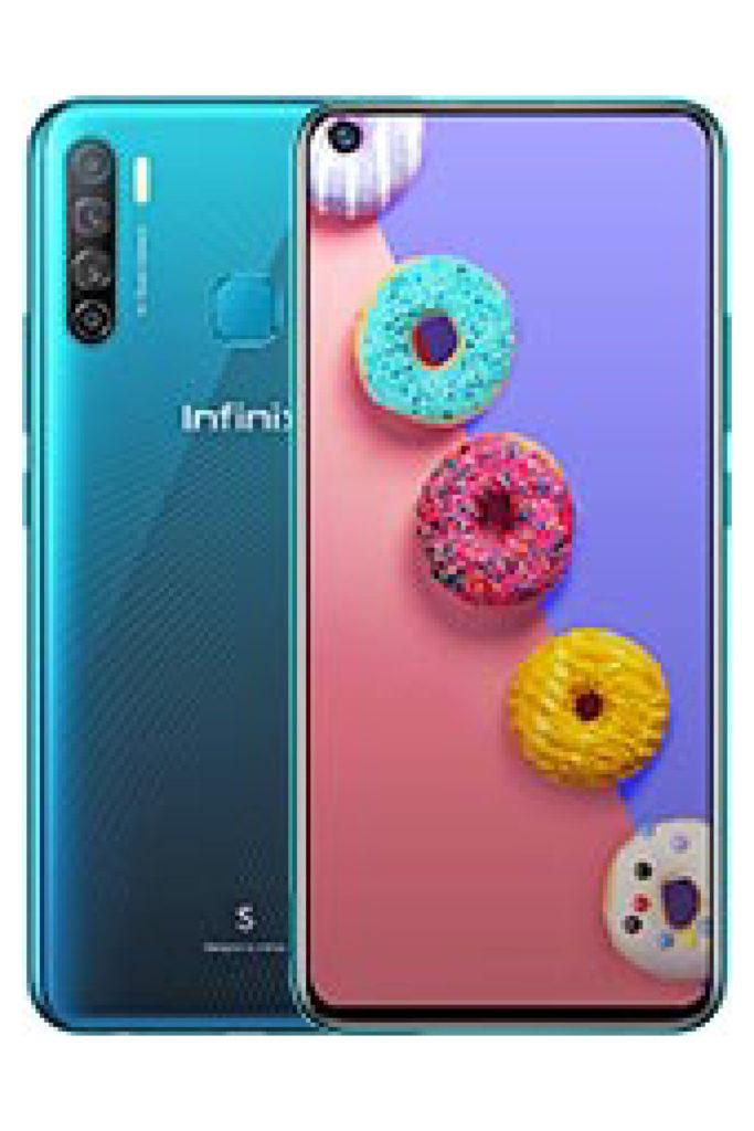 Infinix S5 (4GB/64GB Variant) – Rs. 22,999/-