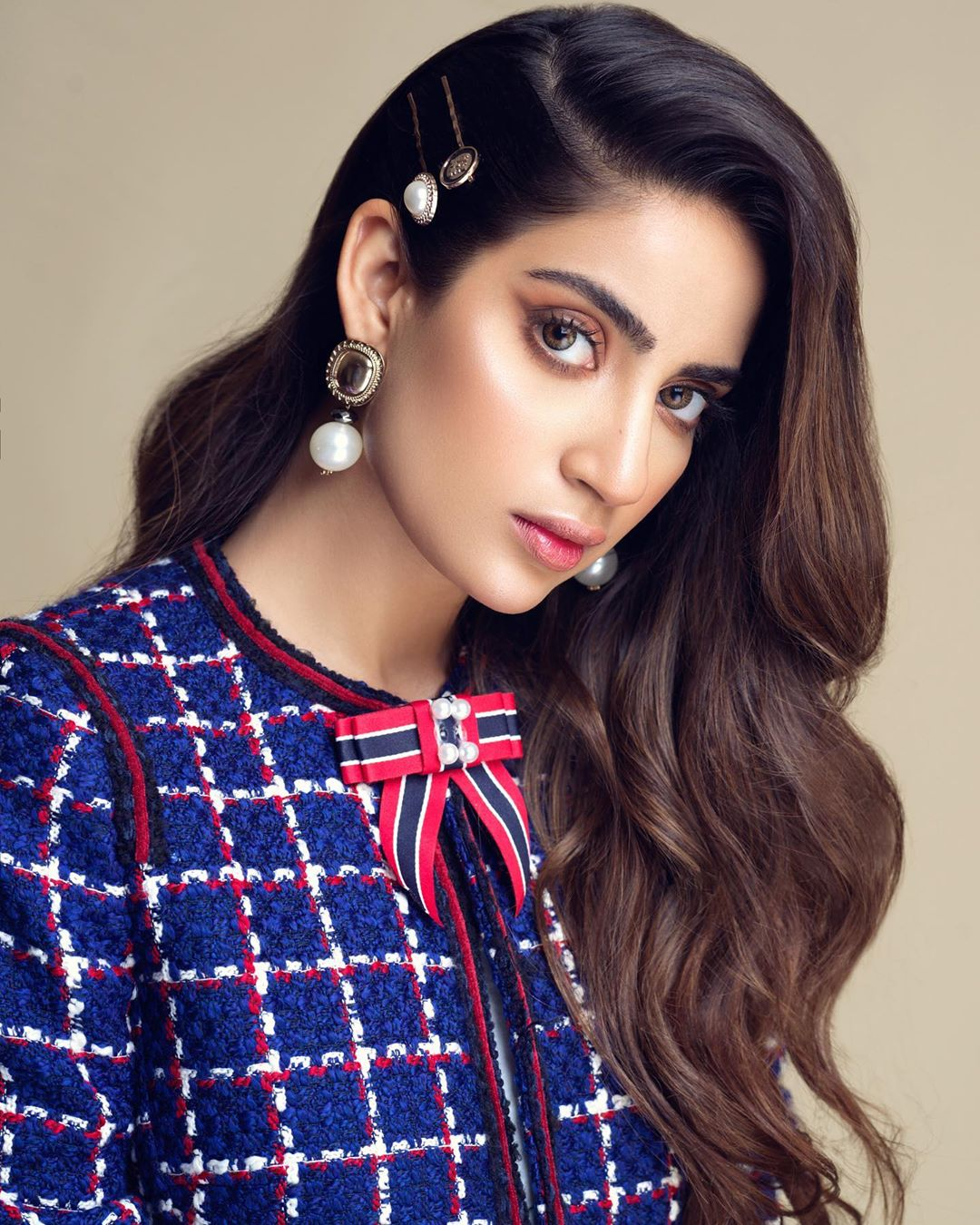 Saboor Aly Shared Pictures of Sajal Aly Wedding with Ahad raza mir