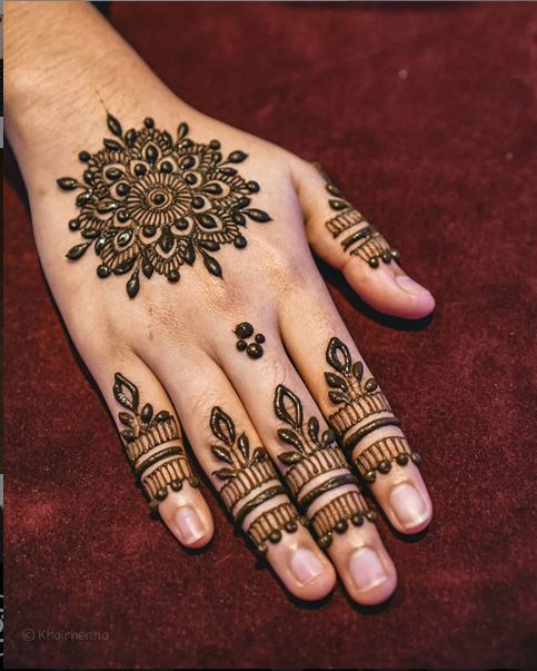 Latest Pakistani Mehndi Designs For All Seasons and Occasions