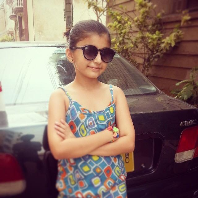Latest Pictures of Sara Kashif