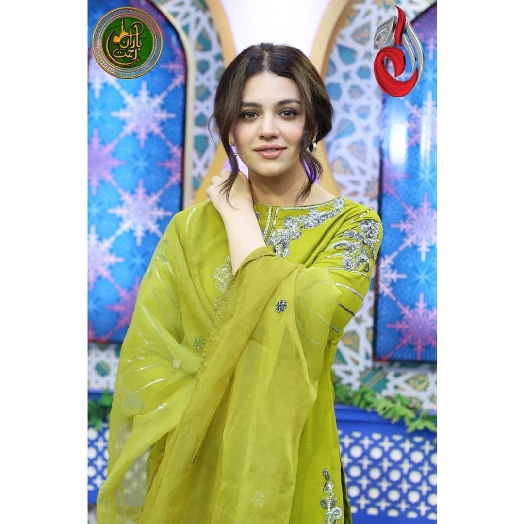 Beautiful Zara Noor Abbas