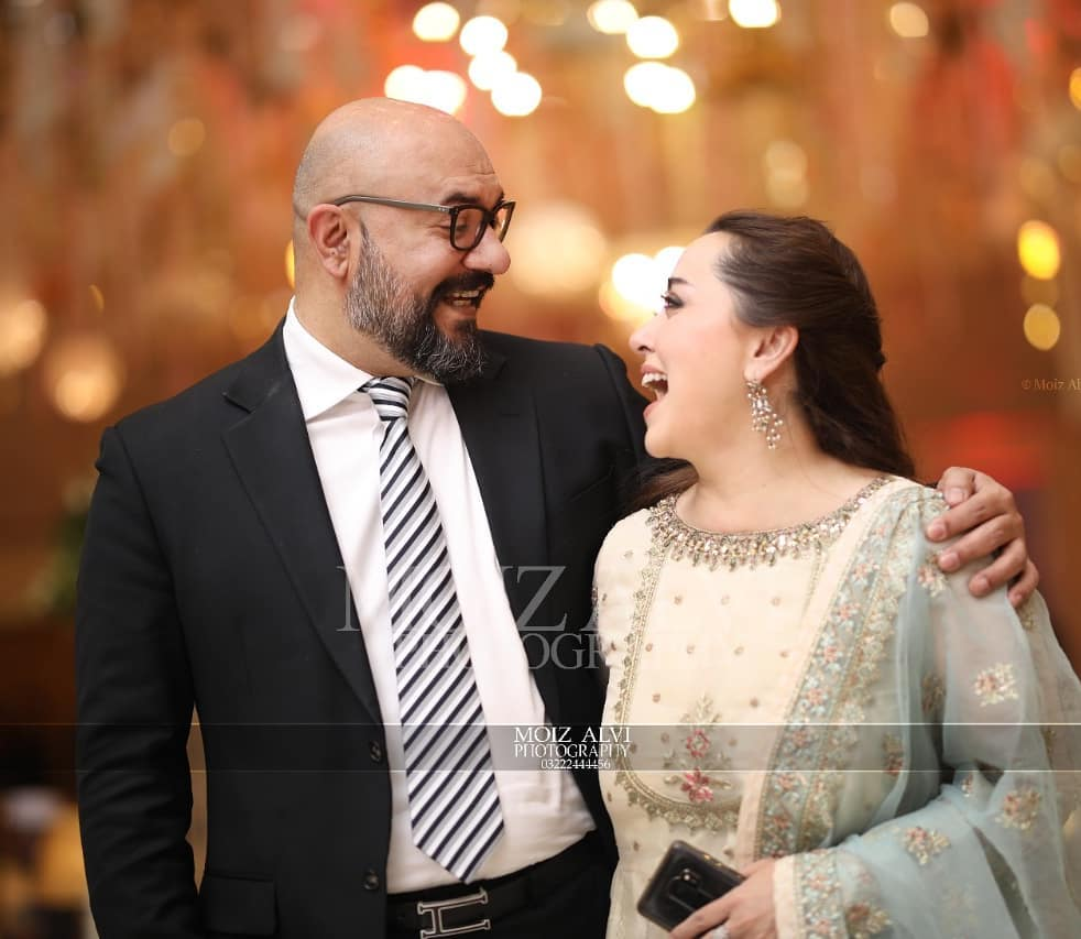 Beautiful Pictures of Maria B with her Husband and Daughter Fatima