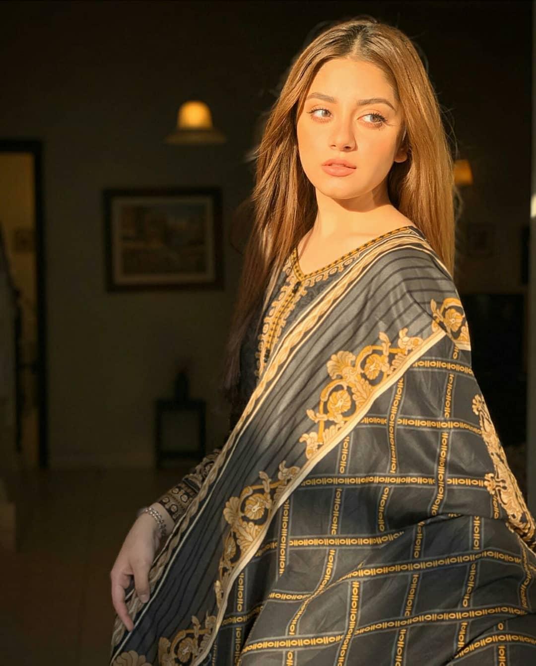 Beautiful Clicks from the Set of Drama Mera Dil Mera Dushman
