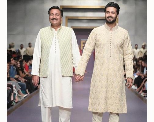 Waseem Abbas and Ali Abbas