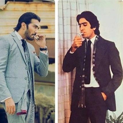 Javed Sheikh and Shehzad Sheikh