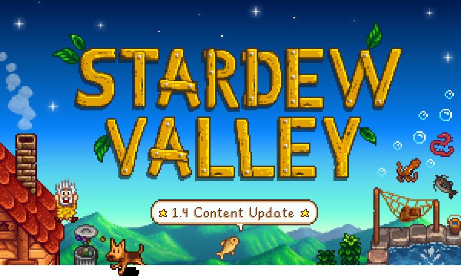 1. Stardew Valley