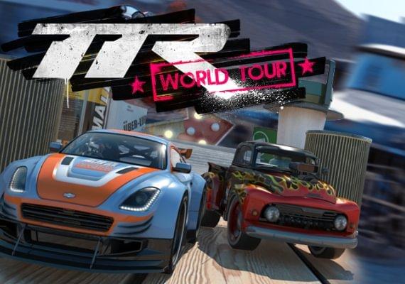 Tabletop Racing: World Tour
