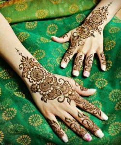 Mehndi designs for Eid-ul-FItr 2020