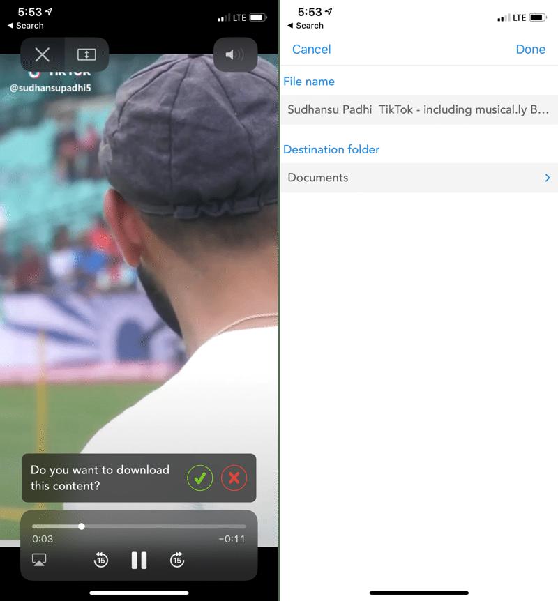 Download Total Files | Download TikTok