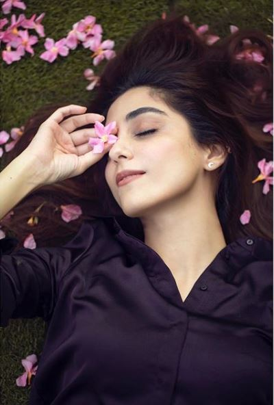 Beautiful Maya Ali Leatest Instagram Picture