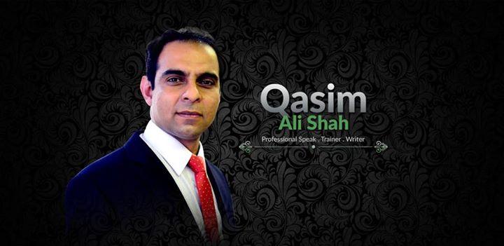 QASIM ALI SHAH BIOGRAPHY – POPULAR MOTIVATIONAL SPEAKER, TRAINER AND WRITER