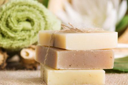 Soap shampoo