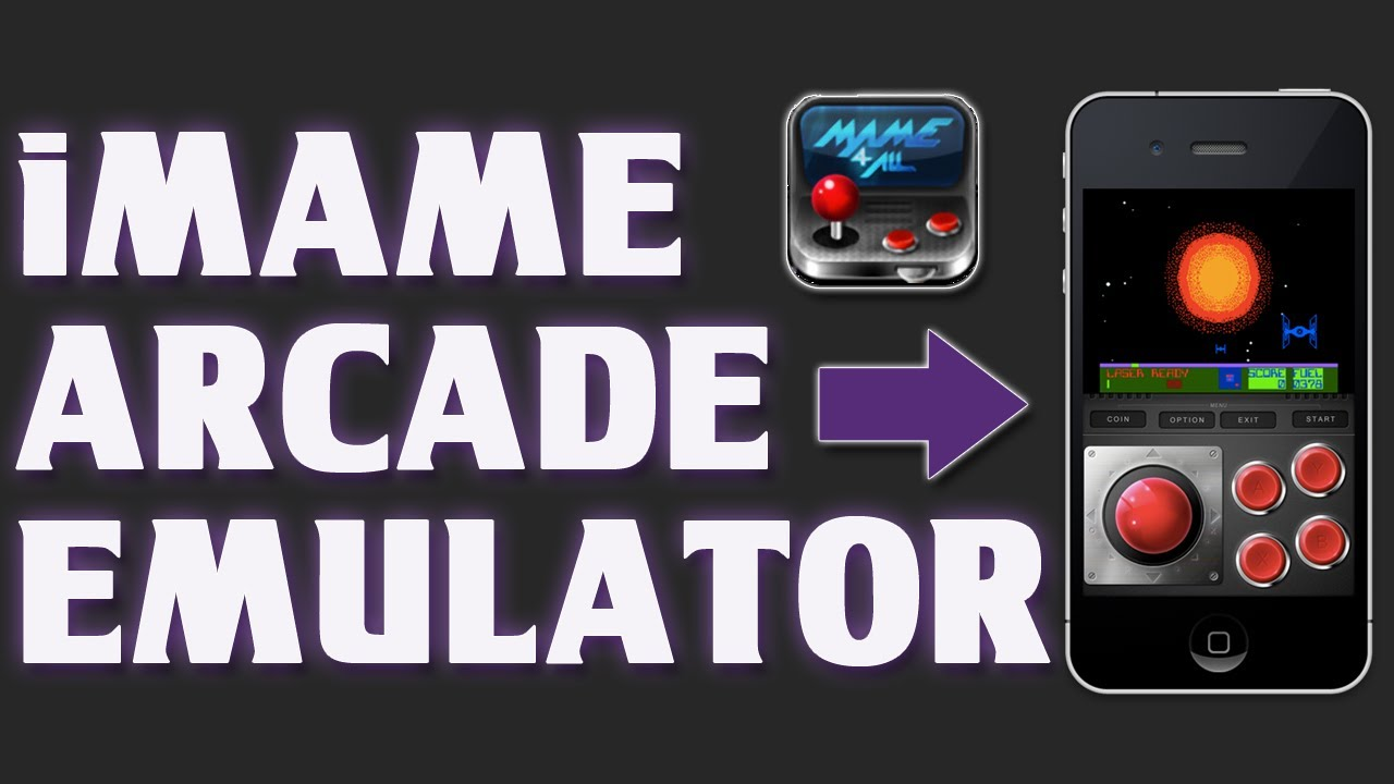 iMame is an iOS emulator for Windows that users can download from the App Store easily and enjoy