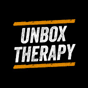 Unbox Therapy  YouTube Logo