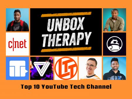 Top 10 YouTube Channel