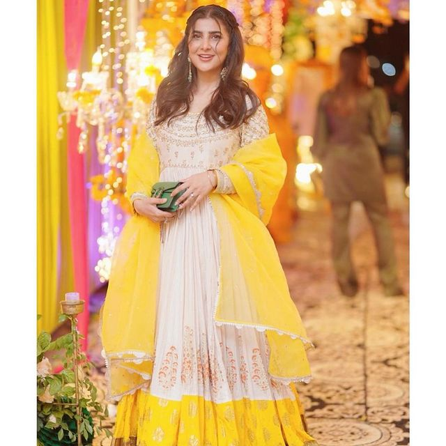 Inside Minal Khan and the Mayoon Event of Ahsan Mohsin
