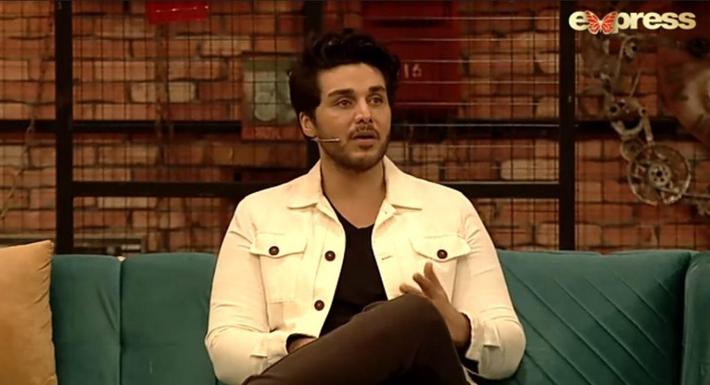Ahsan khan show