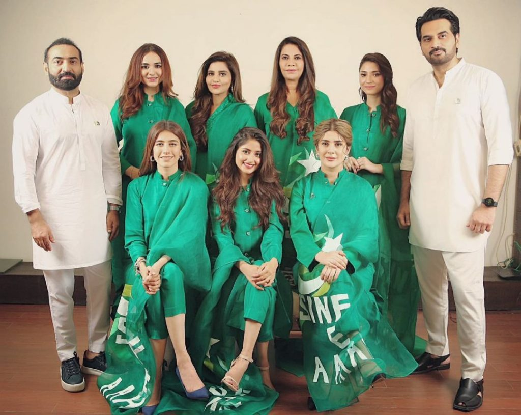 kubra khan and sajal aly sinf-e-aahan first look