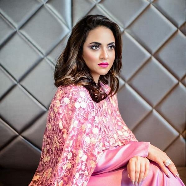 Nadia khan was accused of cyber fraud