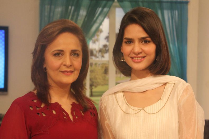Hina Bayat Talked About Her Friends in the Entertainment Industry