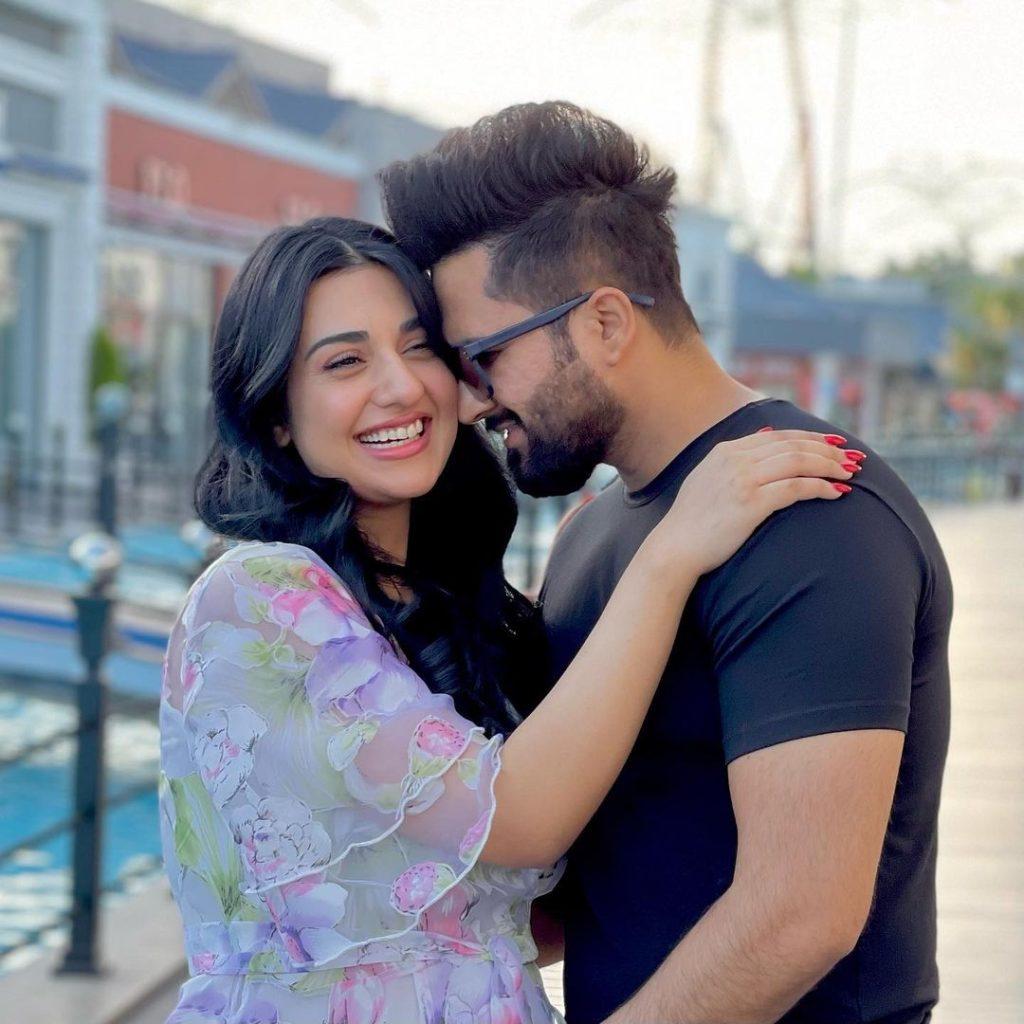 Sarah Khan and Falak Shabir Have a Baby Girl