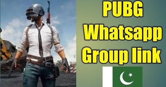 PUBG Whatsapp groups pakistan