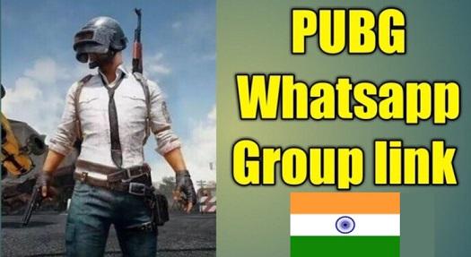 PUBG India Whatsapp Groups Links 2021