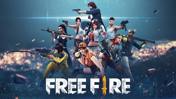Garena Free fire best players